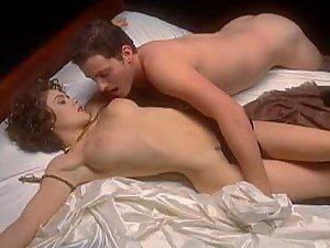Hot Sex Orgy With Beautiful Alyssa Milano and Charlotte Lewis