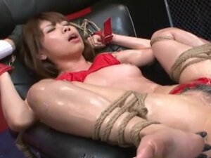 Japanese Bondage Sex - Extreme BDSM Punishment of Asari (Pt. 13)