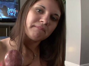 Ex girlfriend pleases with POV