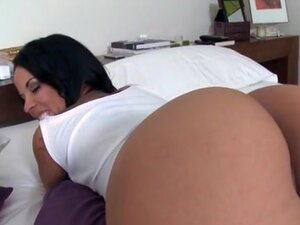 Beautiful big ass is the star of the video