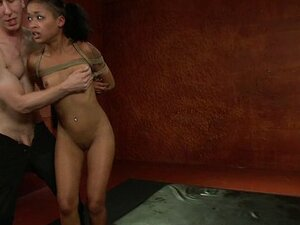 Skin Diamond's sexy BDSM fuck