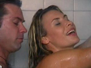 Perfect Blonde Babe Chrissey Styler Gets Banged In The Shower
