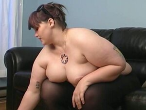 Bbw and red wine. gets her horny