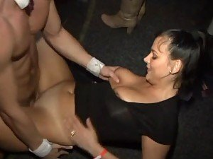 Horny Babes Get Their Horny Needs Fulfilled In A Sex Party