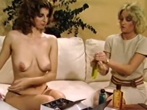 Vintage lesbians have hot pussy eating and fingering