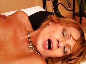 Mature whore fucked to the max