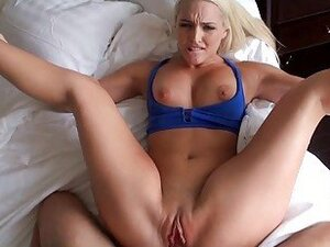 Nasty Blonde Slut Fucked