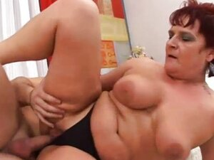 Fat Granny Doggystyle Fuck