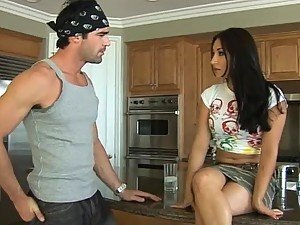 Cowgirl and Doggystyle Sex with the Cheating Wife Roxy Jezel