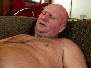 Chick Fucks an old fat hairy bastard