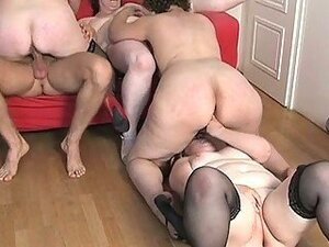 What a way to party with these mature sluts.