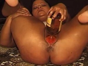 Extreme bbw fisting and jar insertion