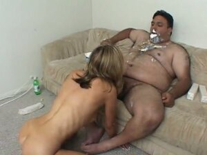 Fat mexican cocaine sucking dude fucks kelly wells