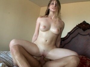 Sunny Lane being hardcore banged in her pussy