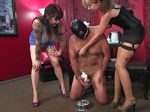 Mistress Maya Sinstress 3some