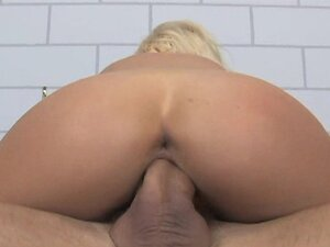 Blonde fucked inside the jail-3
