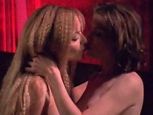 Brandy Davis & Griffin Drew Engaging In Hot Lesbian Sex