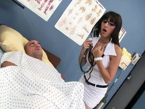Pussy fucking his horny doctor
