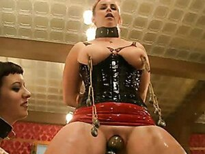 Service Session Wednesday: Latex Corset Training 101
