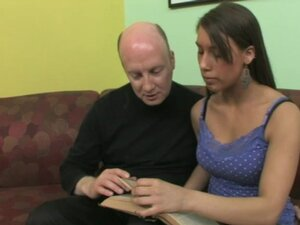 Tutor Gets A Blowjob