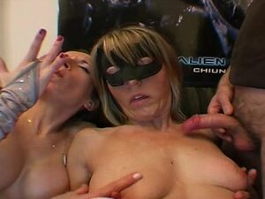2 Italian Swinger Couples Coppie