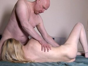 Young blonde having a good fuck