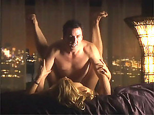 The sexy Billie Piper in a hot orgy scene and getting pounded