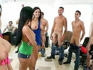 Scorching Abella Anderson & Her Friends Play With Dicks