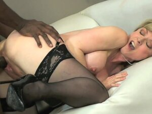 Nina Hartley love this giant black dick