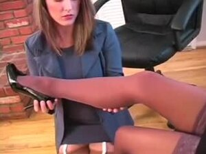Babes in the office are so naughty, when boss is away