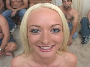 Beauty Girl Swallowing Lot Of Cum