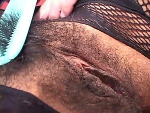 Indian Cunt Gets Pounded Until Her Hairy Pussy Gets Creampied