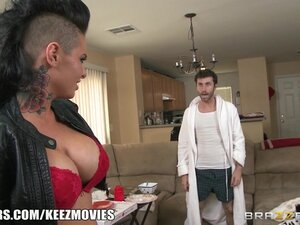Brazzers - Christy Mack gives up the ass