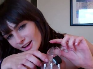 Teased and denied in chastity