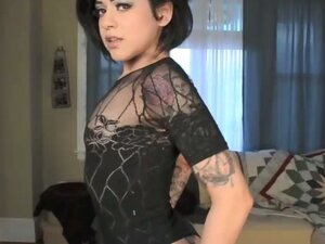 Sheer Fabric and Tattoos
