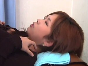 Japanese schoolgirl medical voyeur sex