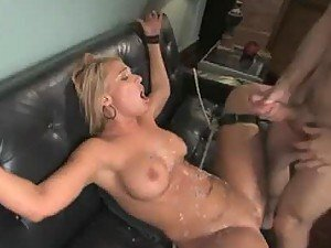 Rough Fisting and Fucking For a Hot Blonde MILF