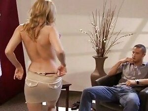 Hot babe Blue Angel sticks her sweet ass in the air for a full length fucking