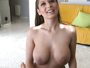 A handjob in the morning/Alison Star. Part 4