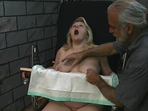 Mature enjoys nasty BDSM porn