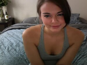 Cam: Cute Shy Teen Webcam Masturbation
