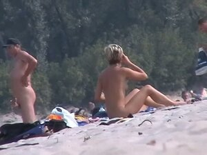 Real nudist beach hidden cam chicks