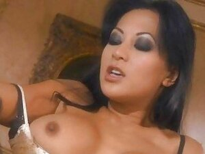 Saucy slut Gianna Lynn is pussy licked and dicked deep and hard
