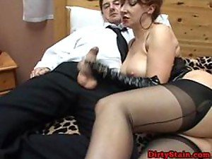 Kinky Mom Loves Nasty Games When Her Hubby Is Not There