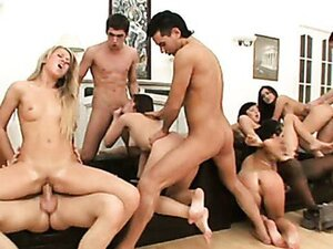 Cream Pie Orgy 61