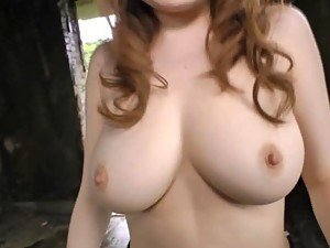 Hot Solo Scene With The Naturally Busty Babe Rio Hamasaki