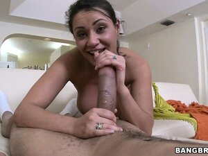 Slurping delicious dick is just the beginning for Mariah Milano and Charley Chase