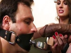 Shane Diesel cuckolds a submissive husband