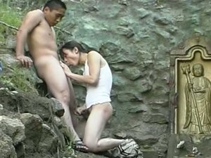 Hot aisan ladyboy having fun with her partner