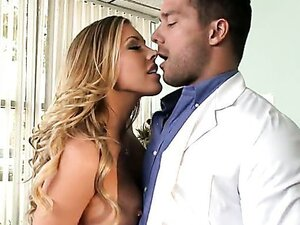 Breast Exam Fun/Samantha Saint